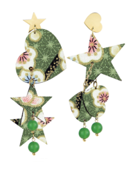 small-green-heart-and-stars-earrings